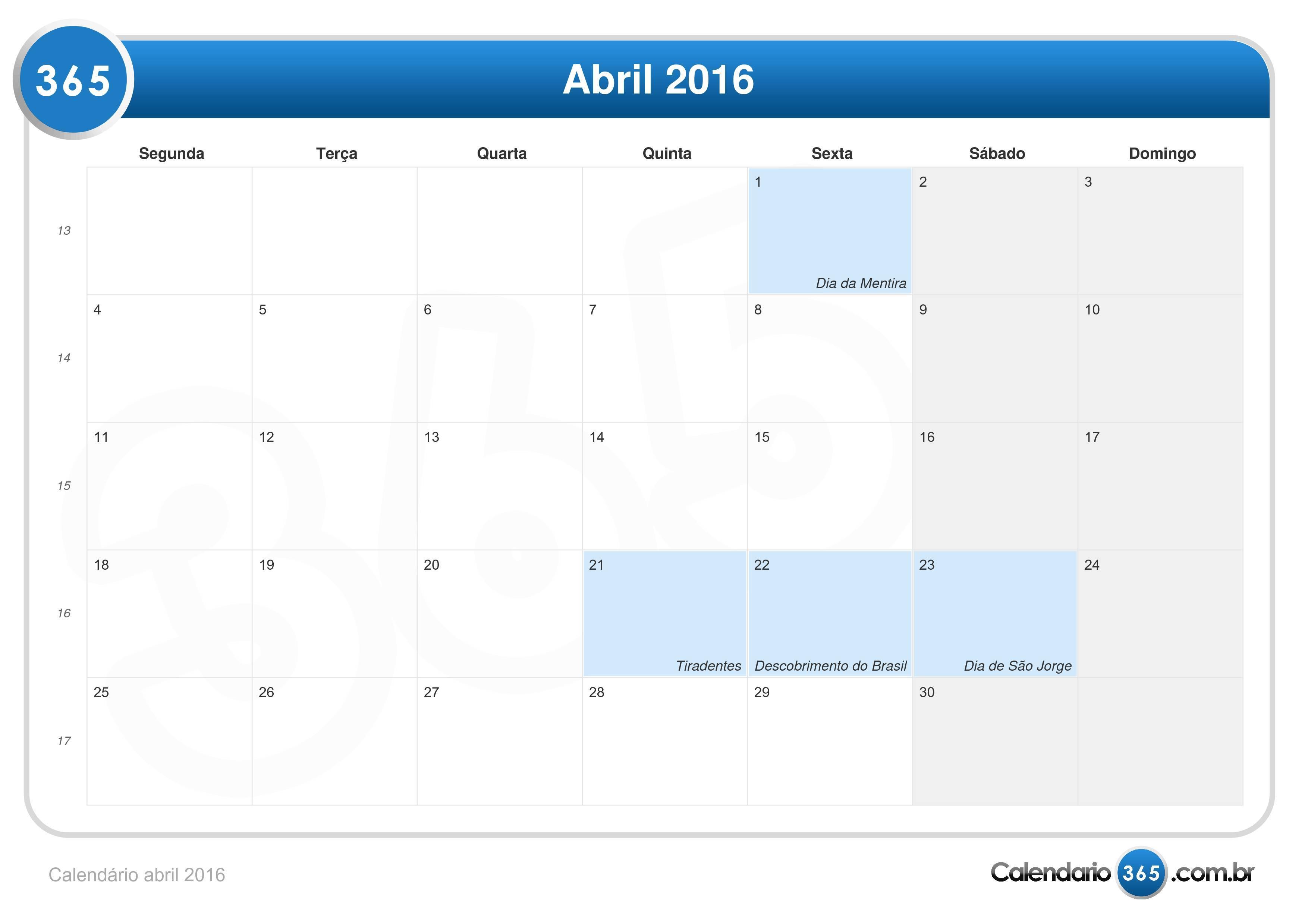 2016 Day Calendar 365 Day | Calendar Template 2016